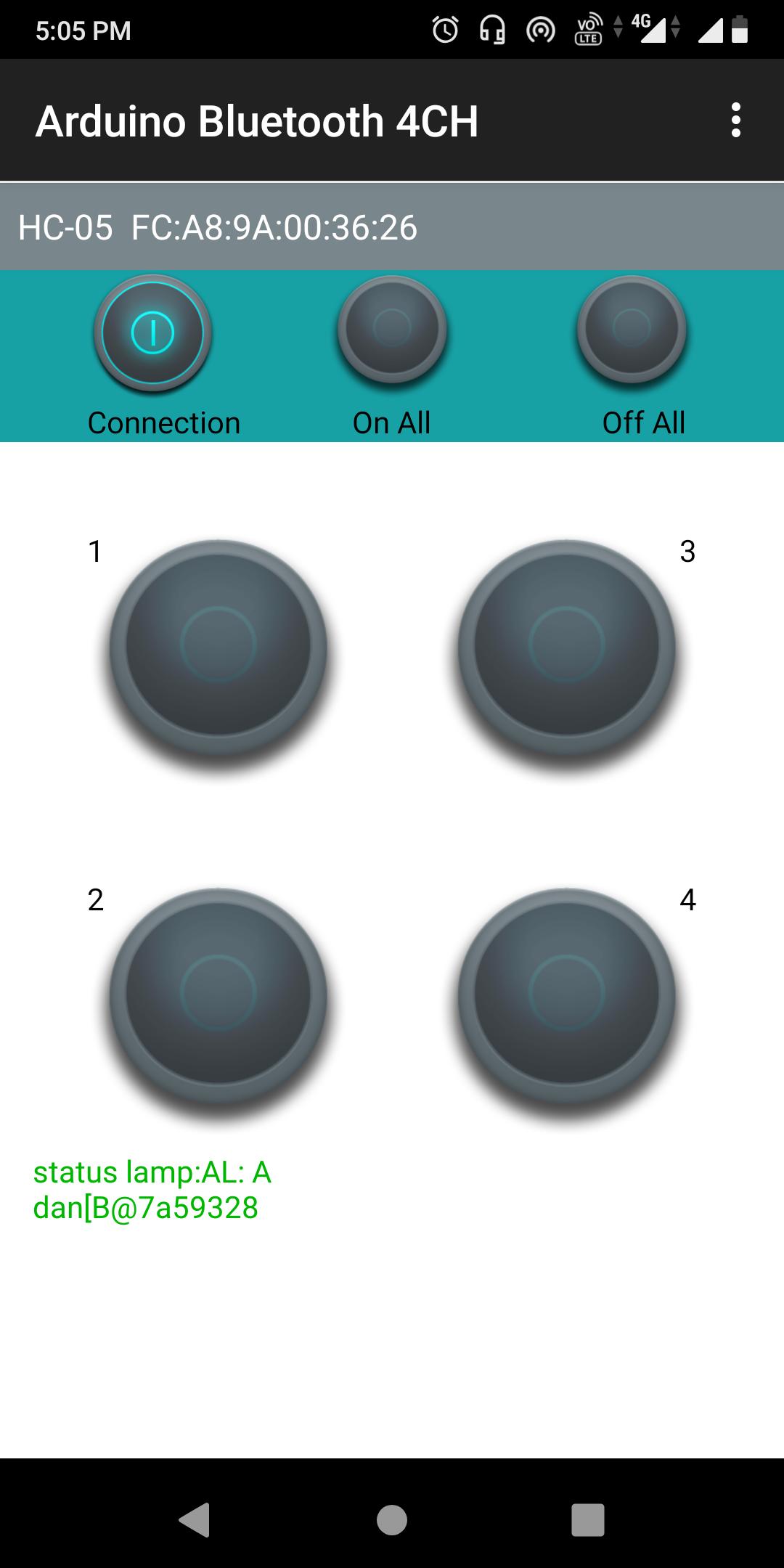 Arduino Bluetooth Controller APP Setup 3, HC-05 Bluetooth Control Home Automation