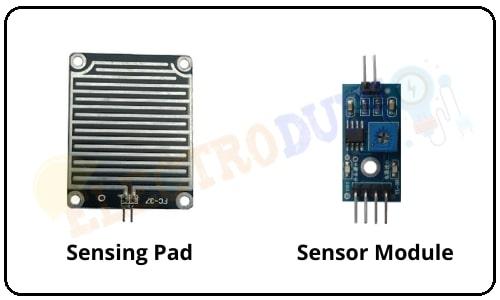 Sensing Pad and Sensor Module