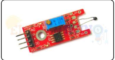 Thermistor Thermal Temperature Sensor Module