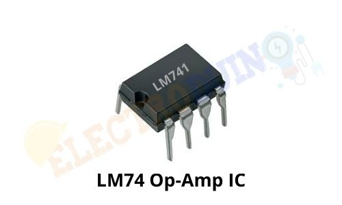 LM741 Op-Amp IC Datasheet, Pin Diagram, Specifications, Features & Applications