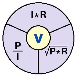 Voltage, Current, Resistance, and Power Formula